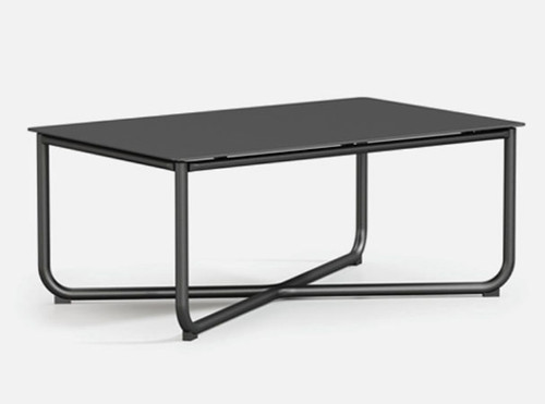 Homecrest Infiniti Aluminum Coffee Table