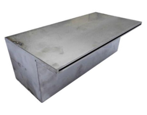 Bobe Pure Flow Waterfall Scupper │316 Stainless Steel