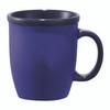 Blue - Cafe Au Lait Ceramic Mug 12oz | Hardgoods.ca
