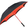 Red - 48'' Colorized Manual Inversion Umbrella | Hardgoods.ca