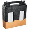 White - Valhalla Copper Vacuum Tumbler Gift Set with Cork   Hardgoods.ca