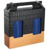 Navy - Valhalla Copper Vacuum Tumbler Gift Set with Cork   Hardgoods.ca