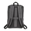 Graphite - NBN Mayfair 15'' Computer Backpack   HardGoods.ca