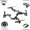 Foldable drone with WIfi Camera | Hardgoods.ca