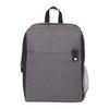 Charcoal/ Black - Hopper Backpack | HardGoods.ca