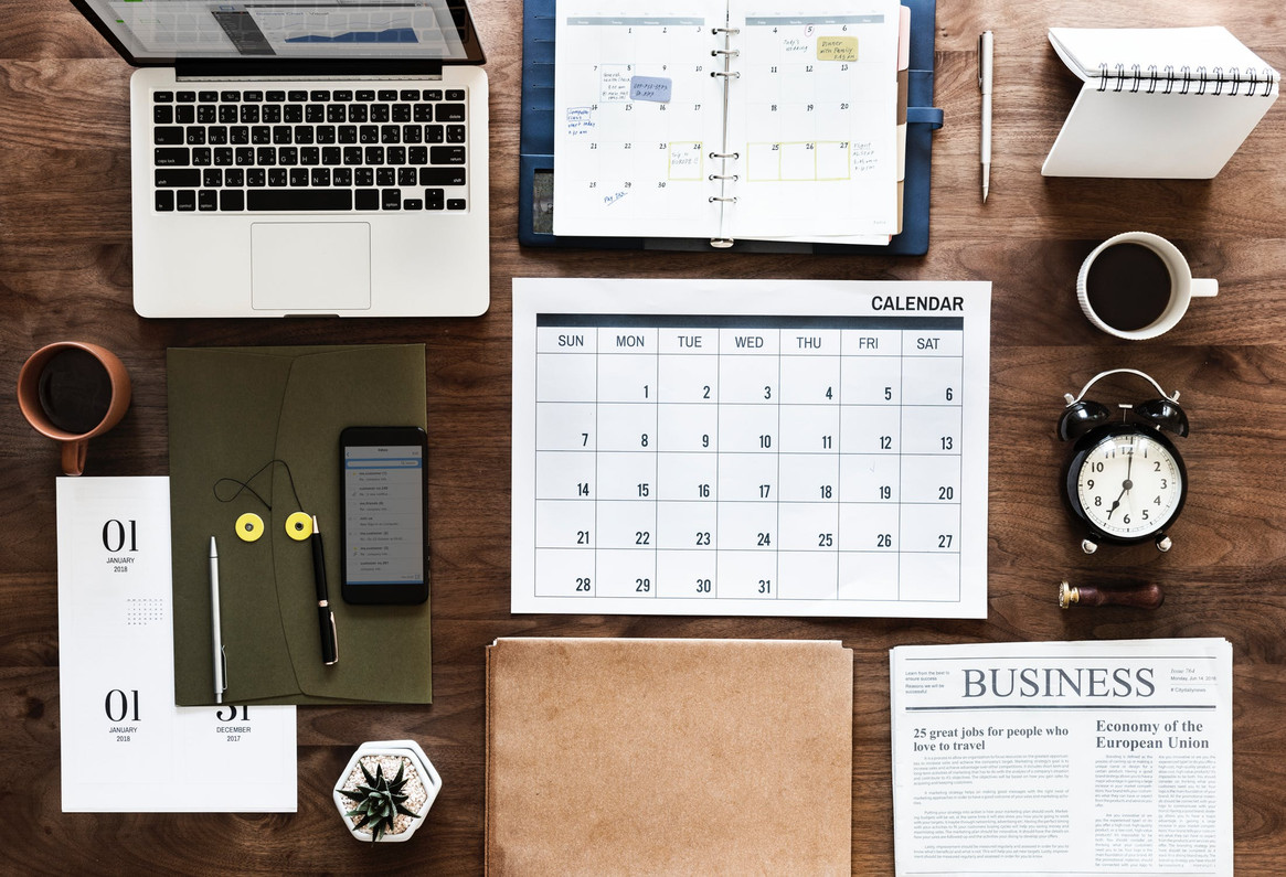 5 Tips For Organizing Your Workspace