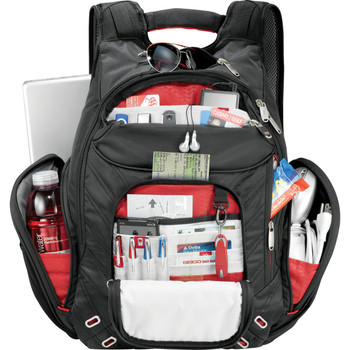 elleven™ Amped Checkpoint-Friendly Compu-Backpack
