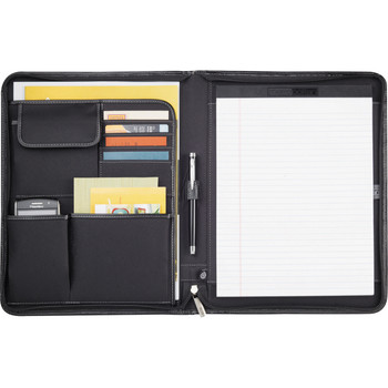 Metropolitan Zippered Padfolio