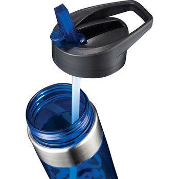 Blue - Kensington BPA Free Sport Bottle 20oz | Hardgoods.ca