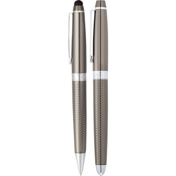 Cutter & Buck® Pacific Stylus Pen Set