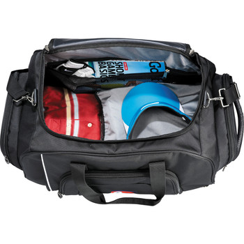 Cutter & Buck® Tour Deluxe Duffel Bag
