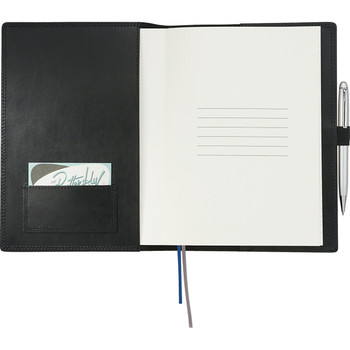 Uptown Refillable Leather JournalBook