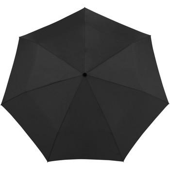 "Black 44"" totes® 3 Section Auto Open/Close Umbrella"