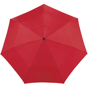 "Red 44"" totes® 3 Section Auto Open/Close Umbrella"