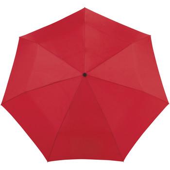"Red 44"" totes® 3 Section Auto Open/Close Umbrella"