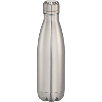 Silver Copper Vacuum Insulated Bottle 17oz | Hardgoods.ca