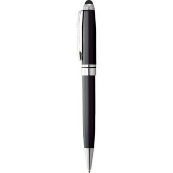 Bristol Ballpoint Stylus Black Pen