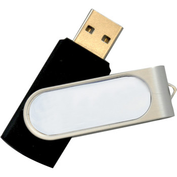Domeable Rotate Flash Drive 4GB