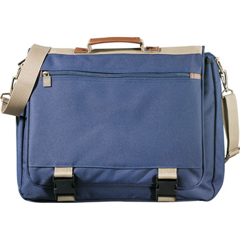 Blue Northwest Expandable Messenger Bag | Hardgoods.ca