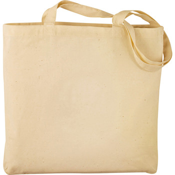 Natural - 6 oz. Classic Cotton Meeting Tote