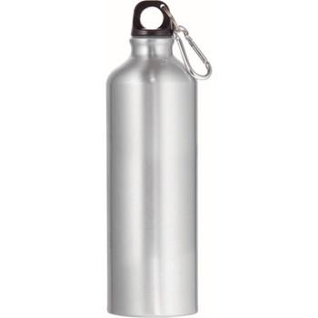 Silver - Santa Fe Aluminum Bottle 26oz | Hardgoods.ca