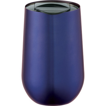 Blue - Clarity Drop Tumbler 14oz | Hardgoods.ca