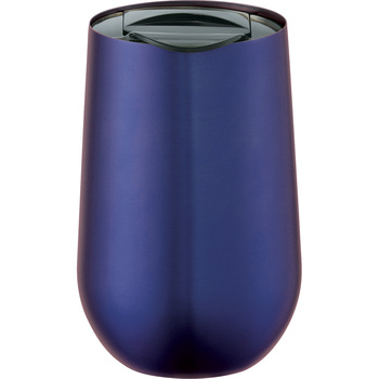 Blue - Clarity Drop Tumbler 14oz | Hardgoods.ca