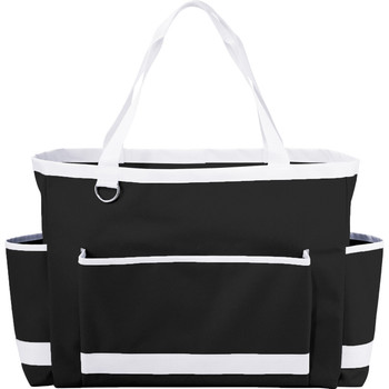 Black Game Day Carry-All Tote | Hardgoods.ca