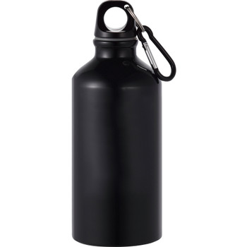 Black - Phoenix Aluminum Bottle 17oz | Hardgoods.ca