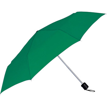 "Green - 41"" Folding Umbrella 