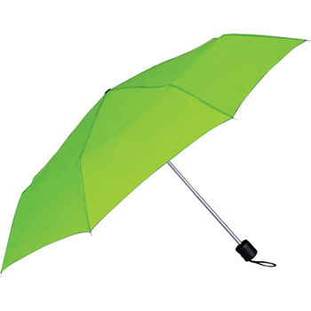 "Lime - 41"" Folding Umbrella 