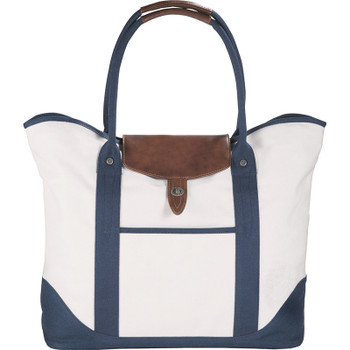 Cutter & Buck Legacy Cotton Canvas Boat Tote | Hardgoods.ca