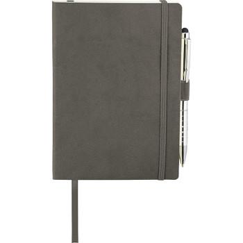 Gray - Revello Soft Bound JournalBook | Hardgoods.ca
