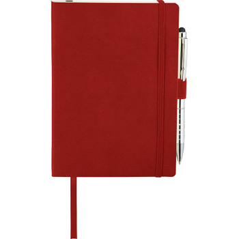 Red - Revello Soft Bound JournalBook Bundle Set | Hardgoods.ca