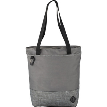 Graphite - Hayden Zippered Convention Tote | Hardgoods.ca