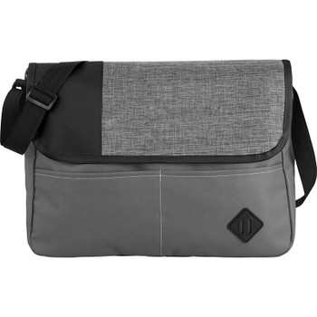 Black - Offset Convention Messenger | Hardgoods.ca
