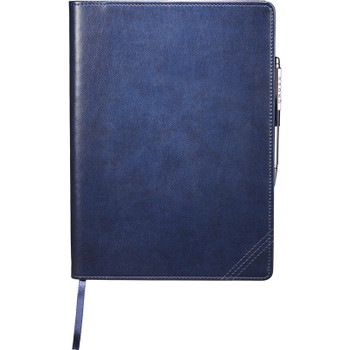 Navy - Cross Classic Refillable Notebook Bundle Set | Hardgoods.ca