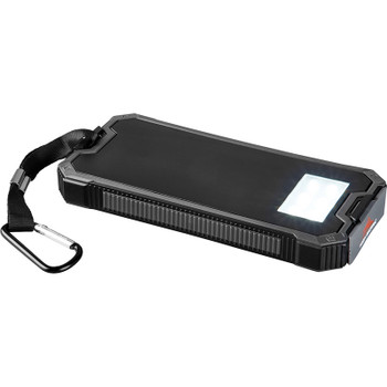 High Sierra Falcon Solar 10000 mAh Power Bank | Hardgoods.ca