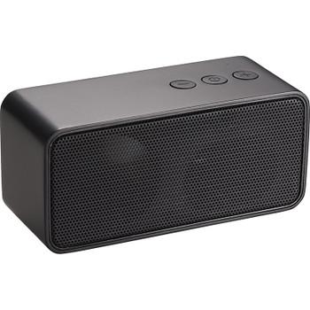Black - Stark Bluetooth Speaker | Hardgoods.ca