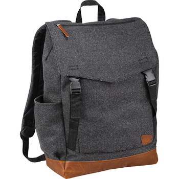 Field & Co. Campster Wool 15'' Rucksack Backpack | Hardgoods.ca