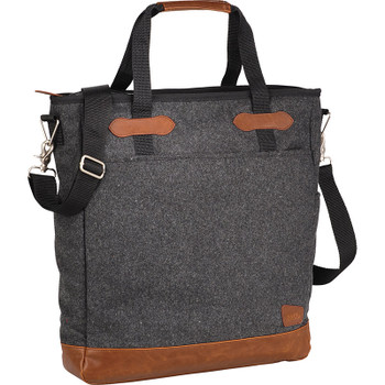 Field & Co. Campster Wool 15'' Computer Tote | Hardgoods.ca