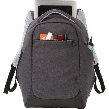 Zoom Covert Security TSA 15'' Computer Backpack | Hardgoods.ca