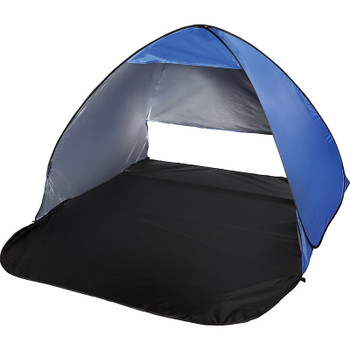Royal/Black - Pop Up Beach Tent | Hardgoods.ca