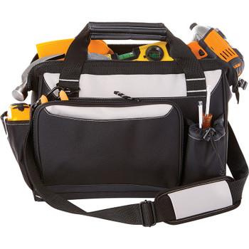 Built2Work 14'' Molded Base Tool Bag | Hardgoods.ca