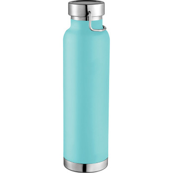 Mint Green - Thor Copper Vacuum Insulated Bottle 22oz | Hardgoods.ca