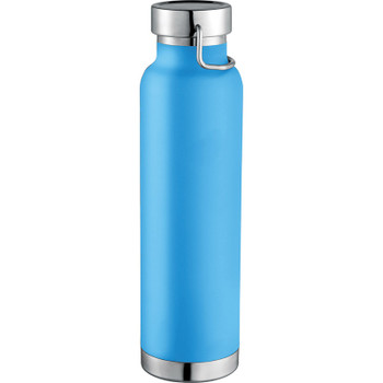 Process Blue - Thor Copper Vacuum Insulated Bottle 22oz | Hardgoods.ca