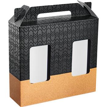 White - Valhalla Copper Vacuum Tumbler Gift Set with Cork | Hardgoods.ca