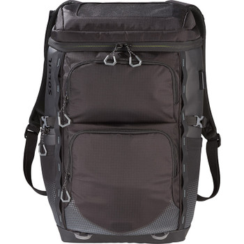 Elevate Soleil 15'' Laptop Solar Panel Backpack | Hardgoods.ca