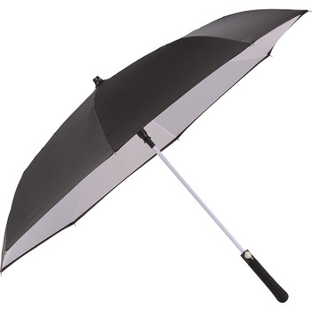 White - 48'' Auto Open Inversion Umbrella | Hardgoods.ca