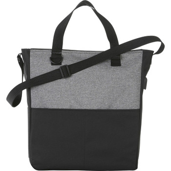 Cameron Convention Tote w USB Port | Hardgoods.ca
